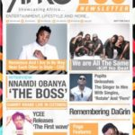 Afro100 launches Newsletter Maiden Edition Featuring CDQ, Ycee, Popito And Terry Apala, Late Dagrin And more