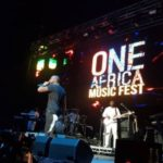 VIDEO: Davido Performs 'IF' To A Thirsty Crowd @ One Africa Music Fest, London