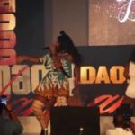 VIDEO: Emma Nyra Twerks LIVE On Stage @ Sugarboy Concert