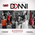Donni – Blessings