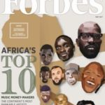 Don Jazzy, Wizkid, Sarkodie & More Listed As Forbes Africa's Top 10 Richest African Musicians