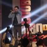 VIDEO: Watch Mayorkun Stunting With 'SADE' Performance @ Sugarboy Concert