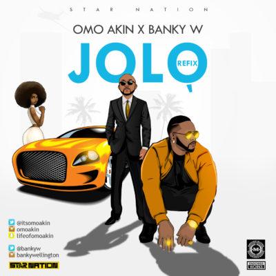 OmoAkin – Jolo (African Woman) ft. Banky W