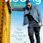 Skales Graces The Cover Of The Latest Edition Of Vibe.ng Magazine