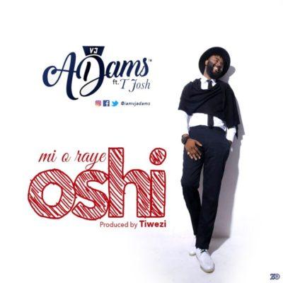 VJ Adams – Mi O Raye Oshi ft. T-Josh