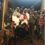 See Behind The Scene Photos From Davido X Olamide's New Song
