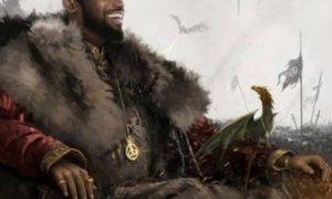 "D'Banj Unveils Cover Art For ""King Don Come"" Album"