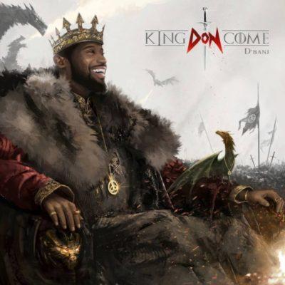"""D'Banj Unveils Cover Art For """"King Don Come"""" Album"""