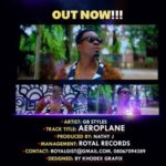 VIDEO: GB Styles – Aeroplane