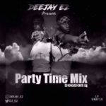 DJ E2 Presents Party Time Mix Vol 4 (Mixtape)