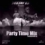 DJ E2 Presents Party Time Mix Vol 4 (Mixtape)
