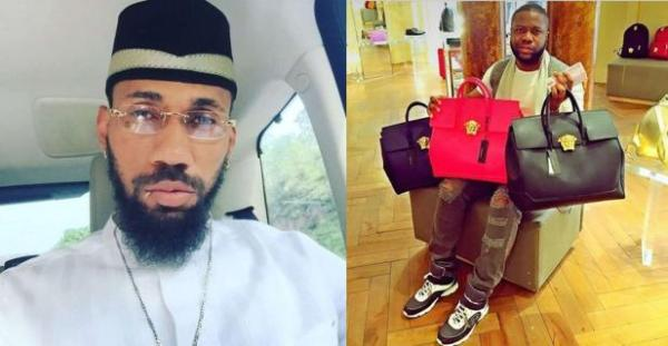 You Are A Begger – Phyno Lashes Out At Hushpuppi Again