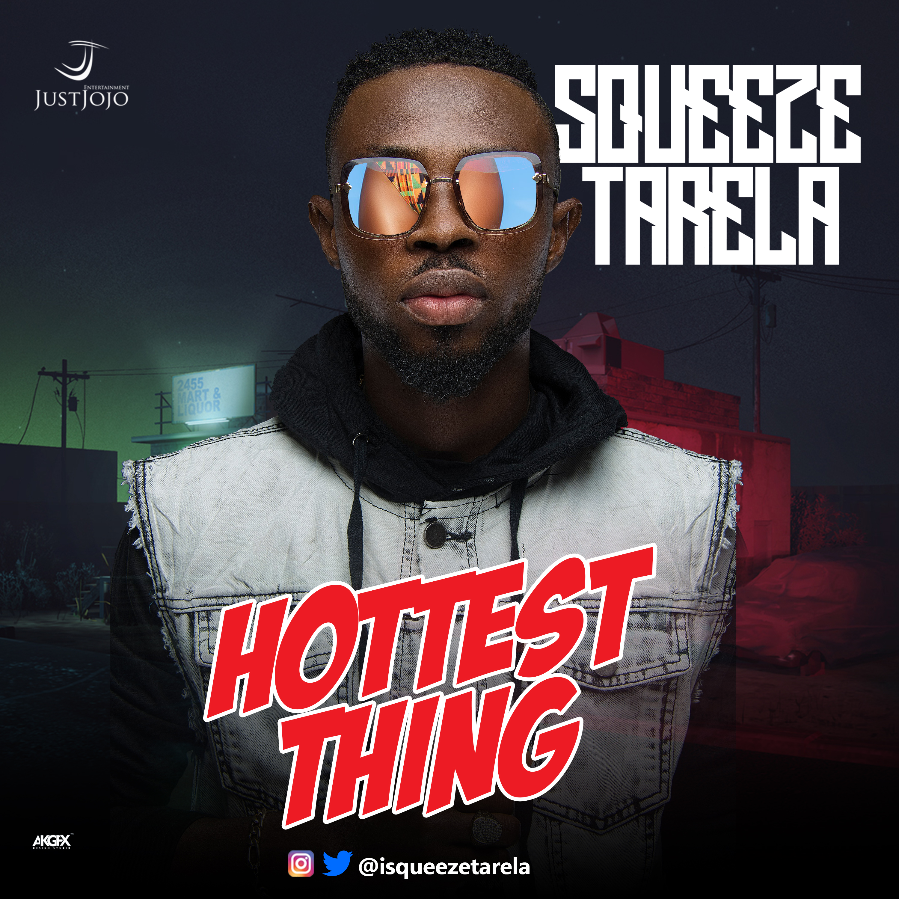 [VIDEO]: Squeeze Tarela – Hottest Thing [Dance Video]