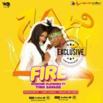 Diamond Platnumz – Fire ft. Tiwa Savage [New Song]