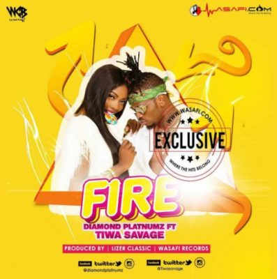 Image result for Diamond Platnumz – Fire ft. Tiwa Savage [New Video]