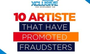 10 Artistes That Have Promoted Fraudsters | Can Falz Win This War?