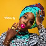 Nollywood Actress Beverly Naya Stuns On The Cover Of Vibe.ng Magazine