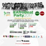 LAGOS WILL BE SHUT DOWN FOR #AFROBEATPARTY2017 FELA REMEMBRANCE CONCERT