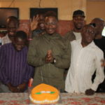 Jaywon Celebrates Birthday With Students Of Modupe Cole Memorial Child Care