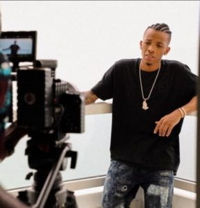 Fuck video ban | Tekno Shoots Video For 'Go' In U.S
