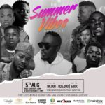 The Summer Vibes Concert with M.I, Tekno, Mr. Eazi, Burna Boy, Adekunkle Gold, Lil Kesh & More!