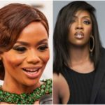 Tiwa Savage Is The Only Female Artiste Celebrated In Nigeria – Bonang Matheba
