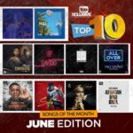 Fall, Maradona, For Life, Penalty & More On TooXclusive Top 10 Songs For The Month Of June [VIDEO]