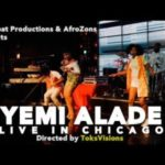 VIDEO: Yemi Alade Rocks Chicago for #MamaAfricaWorldTour [Full Show]