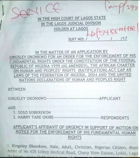 PhotoGrid_1496006857916-600x450-300x225 What Is My Crime Again Kcee? – Harrysong Shares New Lawsuit Filed By Kcee