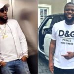 You Can Call EFCC, Suffer Head Mo'f*cker – Hushpuppi Shades Kcee