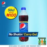 WOW! ITS OFFICIAL! PEPSI 50CL NOW BACK AT N100