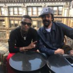 Wizkid Announces Collaboration With Bob Marley's Son, Damian