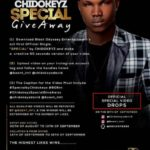Black Odyssey Entertainment Presents #ChidokeyzSpecialGiveAway – WIN 500K!