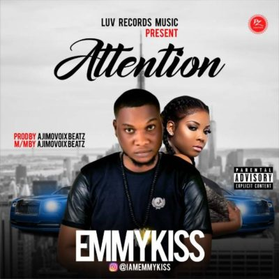 Emmykiss – Attention