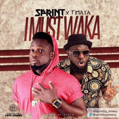 AUDIO | VIDEO: Sprint x Timaya – I Must Waka