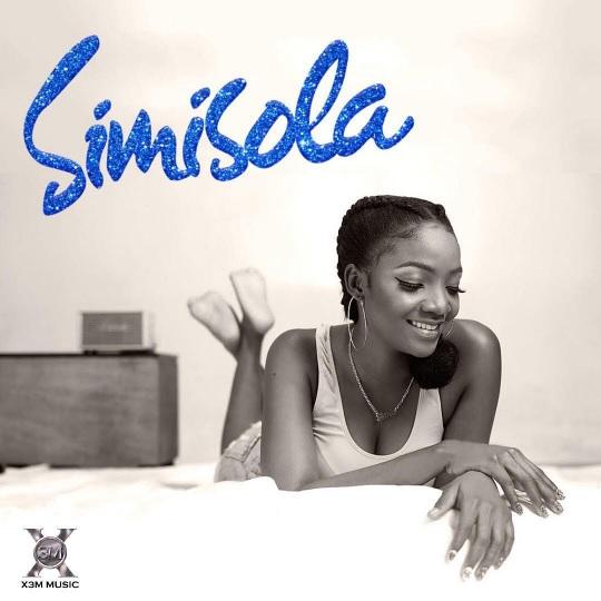 Simi Unveils Cover Art For #SIMISOLAtheALBUM