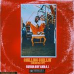 Burna Boy – Chilling Chillin' ft. AI [New Song]