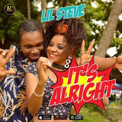 Download Mp3: Lil Steve – It's Alright ft. Keedcoal (Prod. By Swizz)