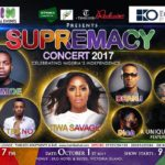 Celebrate Nigeria's Independence Day With Olamide, Sir Shina Peters, Tiwa Savage, D'Banj, Tekno & 9ice – Sunday, 1st October 2017