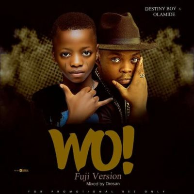 Music: Destiny Boy – WO!! (Cover)
