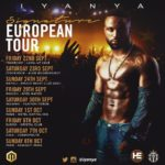 Iyanya Set To Thrill European Fans On Signature EP Tour