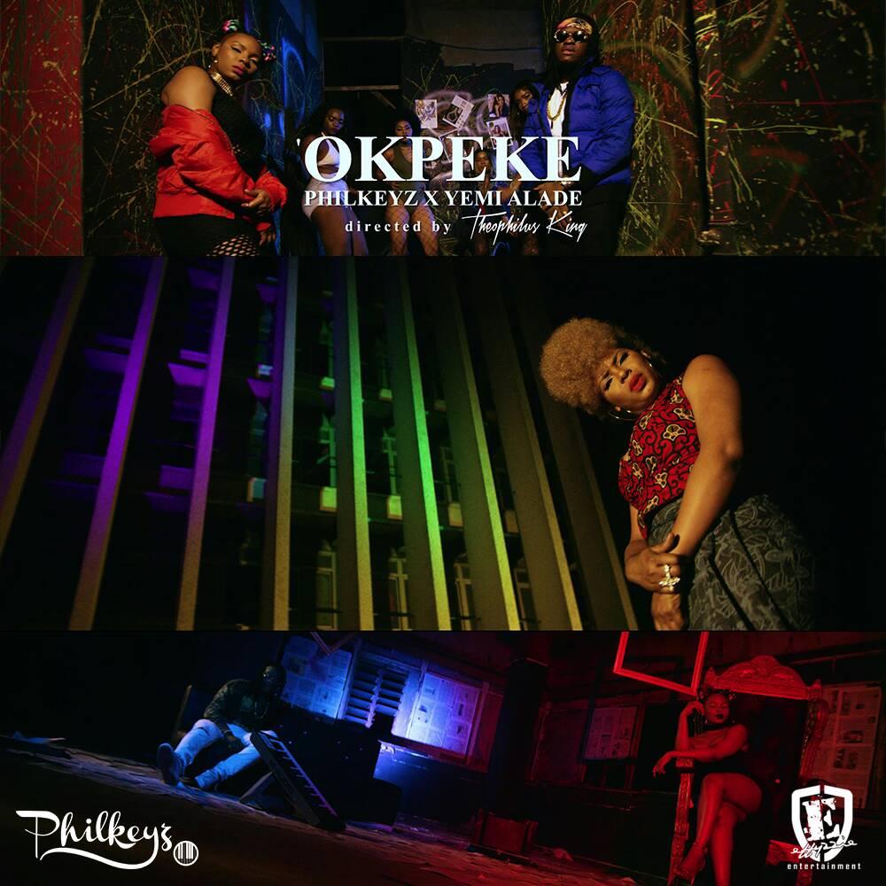 [VIDEO]: Philkeyz – Okpeke (ft. Yemi Alade)