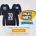 NEW ARRIVALS: Sweat Shirts On TooXclusive Store – Hurry Now, Place Your Order!!