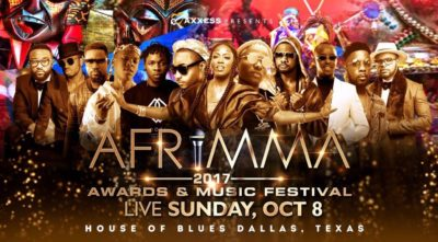 Davido, Tiwa Savage, Falz Win Big At AFRIMMA 2017 || SEE FULL WINNERS' LIST