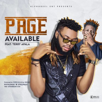 Page – Available f. Terry Apala
