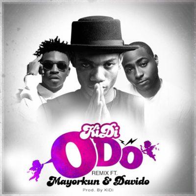 KiDi – Odo (Remix) f. Mayorkun & Davido