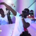 VIDEO: Skales Jumps Back To 2013 Performing Wizzypro's 'Emergency' @ DJ Xclusive All-White Party