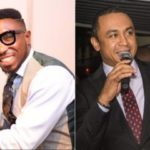 "VIDEO: ""Don't Throw Stones If You Live In A Glass House"" – Daddy Freeze Mocks Timi Dakolo"