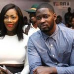Back Together? Watch As TeeBillz Surprises Tiwa Savage On Stage