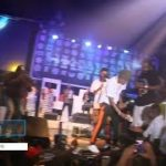 Wizkid Sprays Thousands Of Naira On A Fan @ Felabration 2017 | WATCH VIDEO